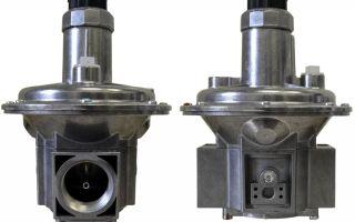 Регулятор стабилизатор давления газа
