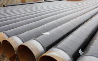 Стальные трубы для газопроводов