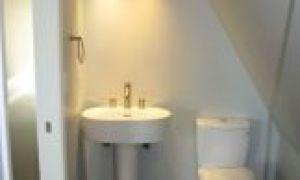 Освещение в туалете — классификация и монтаж