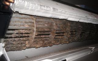 Как запустить кондиционер после зимы: советы по уходу за кондиционером после морозов