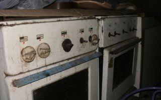 Куда сдать газовую плиту
