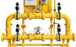 Коммерческие узлы учета газа