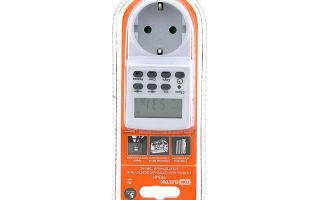 Розетка с таймером: виды, устройство, лучшие модели выключающихся розеток