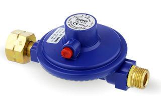 Стабилизатор давления газа