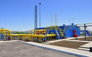 Газоизмерительные станции