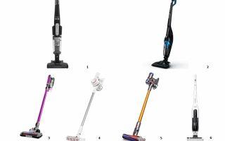 Аккумуляторные пылесосы для дома: топ-10 лучших моделей и как выбрать пылесос на аккумуляторе