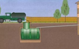 Выгребная яма из пластика: виды емкостей, монтаж, достоинства и недостатки