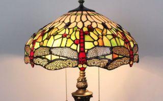 Напольные светильники — классификация и преимущества