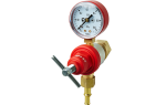 Редуктор газовый с регулятором давления на пропан