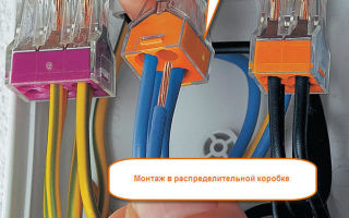 Типы клеммников для электрической проводки: клеммная колодка