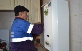 Перенос газовой колонки в квартире