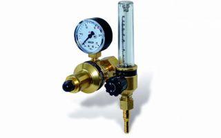 Регулятор расхода газов