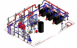 Нормы проектирования газовых котельных