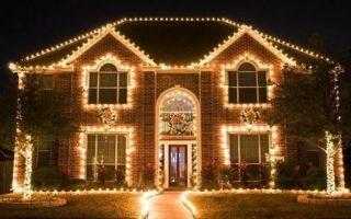 Архитектурное освещение фасадов — способы и особенности