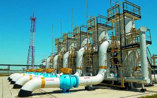 Компрессорные станции магистральных газопроводов