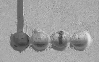 Установка розетки в бетонную стену — инструкция по монтажу