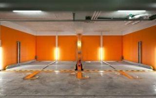 Освещение в гараже — выбор, монтаж и разновидности