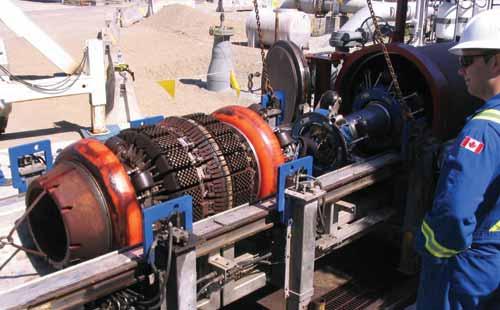 СТО Газпром 2-2.3-066-2006 «Положение о внутритрубной диагностике трубопроводов КС и ДКС ОАО «Газпром»»