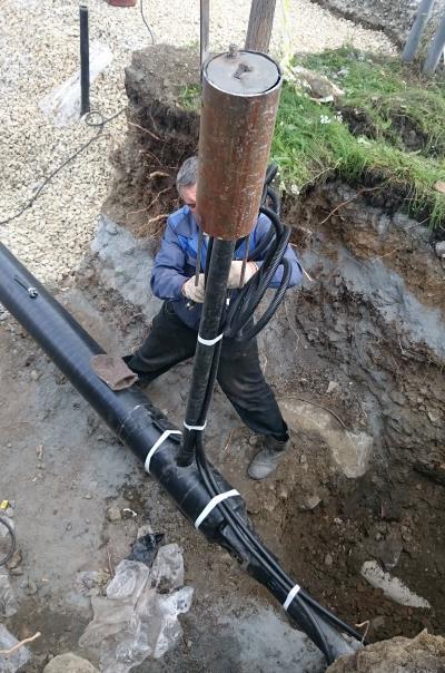 Контрольная трубка на газопроводе для чего нужна  как производится ее установка на футляр