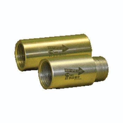 Термозапорный клапан на газопроводе