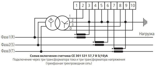 Эксплуатация электросчетчика Энергомера-СЕ301: снятие показаний и виды ошибок