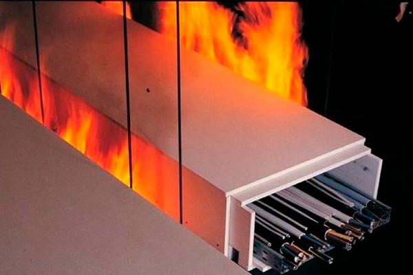 Огнезащита: cпособы огнезащиты электрических коммуникаций