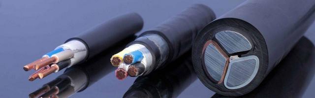 Кабель с резиновой изоляцией и другие виды кабеля