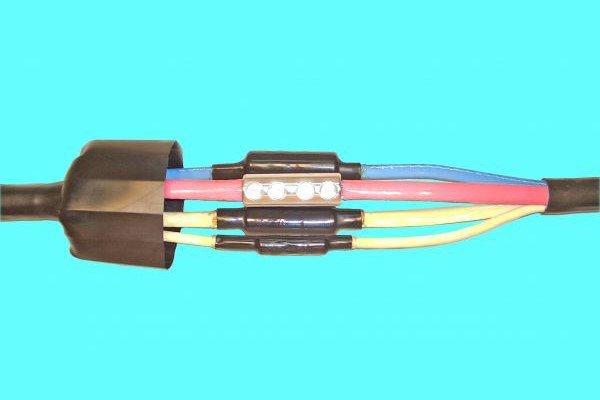Муфт для соединения кабелей: разновидности и способы монтажа