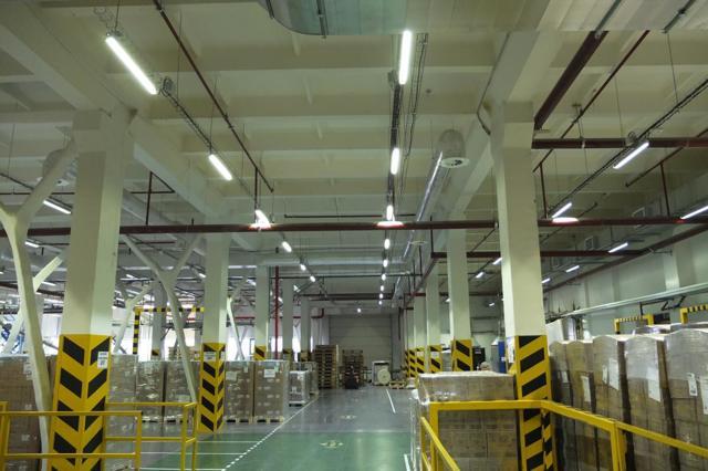 Нормы освещения производственных помещений - сведения и расчет
