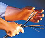 Электрическое сопротивление человеческого тела: значение в омах