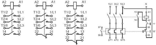 Все о магнитных пускателях или контакторах серии ПМЛ