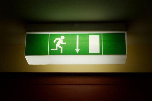 Аварийное освещение - требования пожарной безопасности