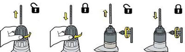 Отличие ударных дрелей от перфораторов: что лучше, разновидности инструмента