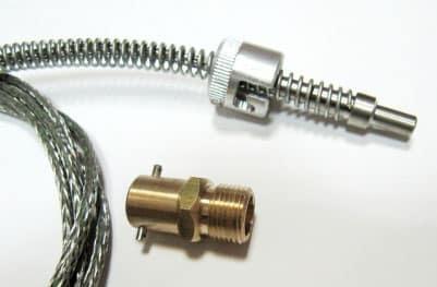 Принцип работы термопары: подключение преобразователя хромель-алюмень