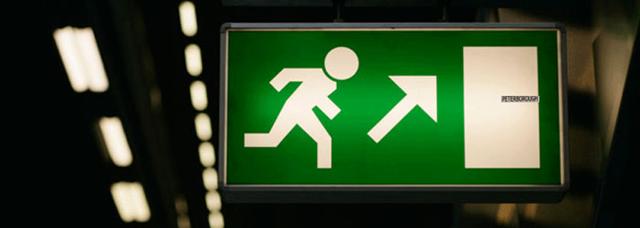 Освещение аварийное - виды, требования и назначние