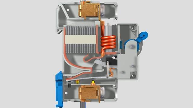 Дифференциальный автомат: устройство, принцип работы