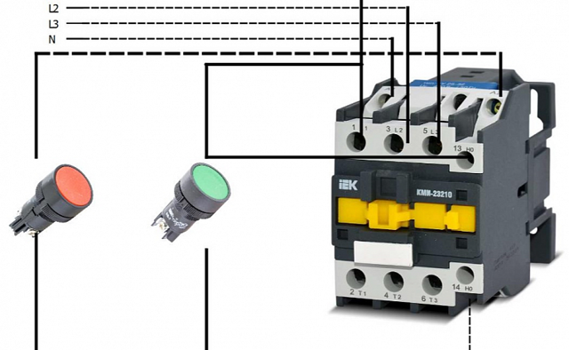 Технические характеристики и принцип работы магнитных пускателей