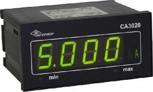 Измерение постоянного и переменного тока амперметром (ампервольтметром)