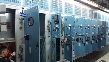Техническое обслуживание электрического оборудования