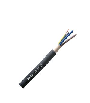 Виды гибких кабелей: одножильные и многожильные медные провода