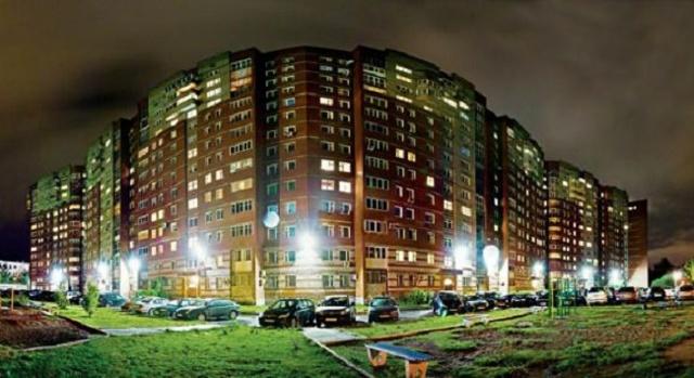 Нормы освещения многоквартирных домов, подъездов и придомовых территорий