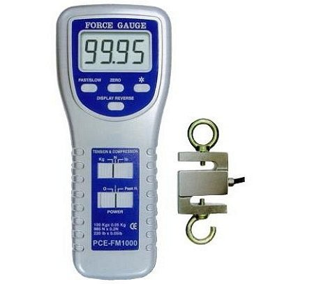 Каким прибором измерить силы удара, тяги и вращения