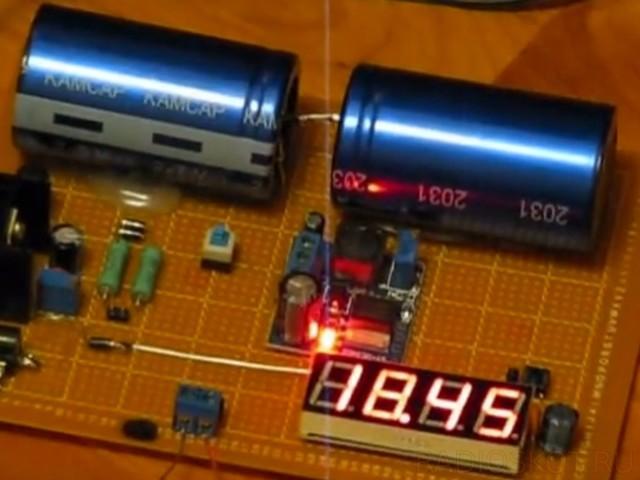 Ионисторы или суперконденсаторы большой мощности: как сделать своими руками