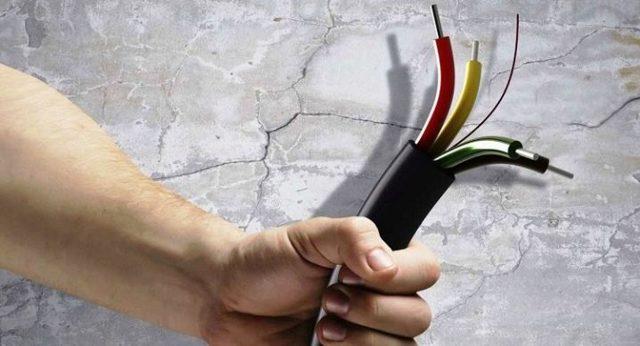 Какой кабель нужен для подключения плиты - схема питания