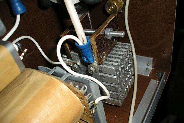 Схема осцилятора (плазмотрона) для сварки алюминия своими руками