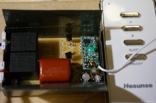 Блок защиты галогенных ламп - выбор и подключение