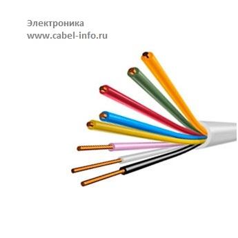 Расшифровка и технические характеристики кабеля КСПВ