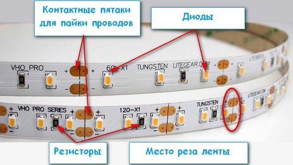 Источник питания 12в и 24в: принцип действия, выбор