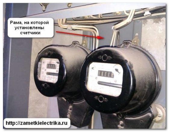 Как узнать номер и класс точности электросчетчика