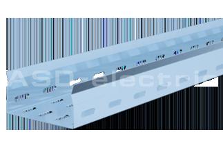 Лотки: основные виды, монтаж кабельных лотков и каналов